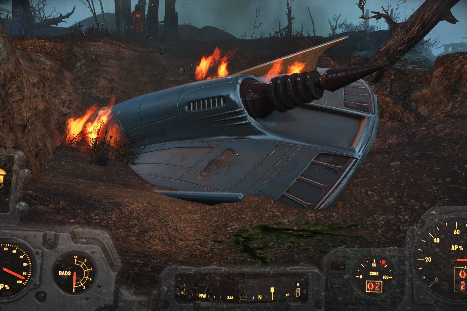 fallout 4-UFO