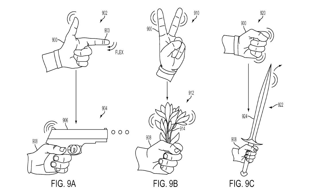 psvr glove controller 1