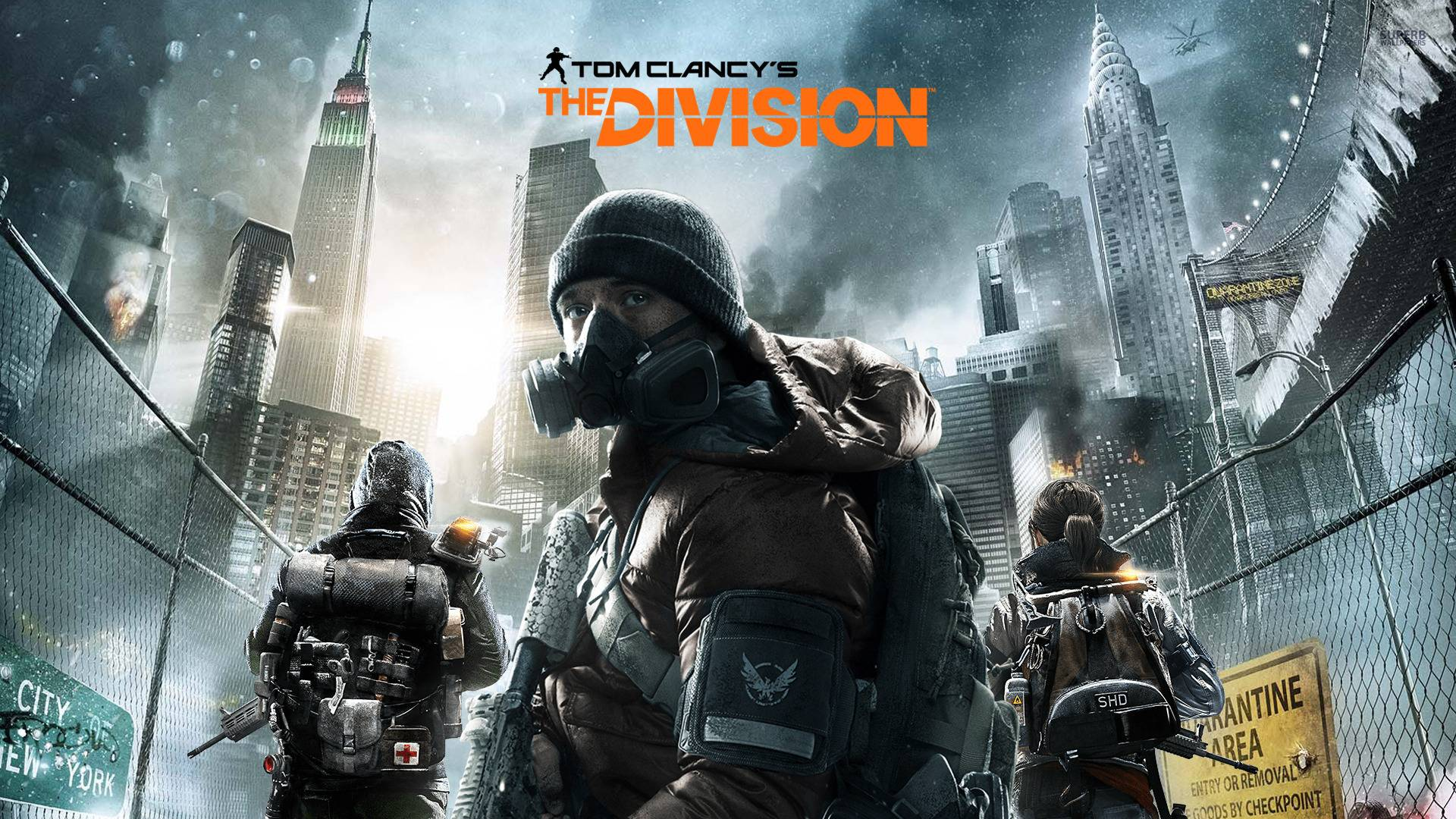 The Division: Details zu Patch 1.7