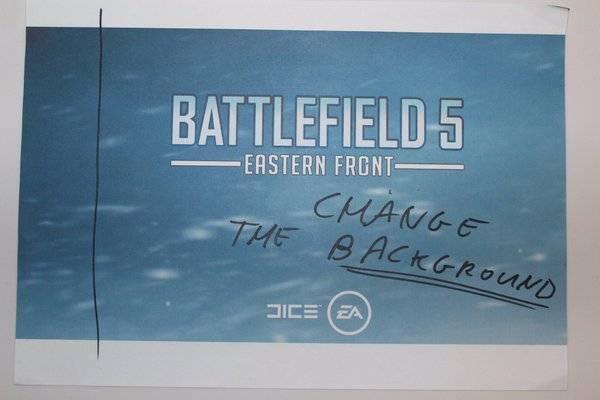 Battlefield 5 eastern front leak fake