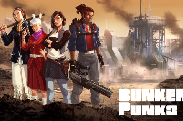 Bunker Punks: Bunker-Shooter bald im Early Access