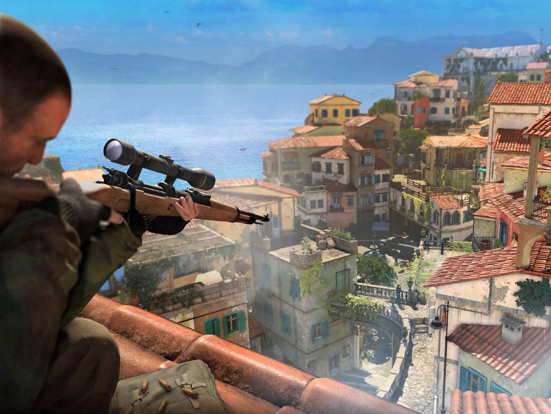 Sniper Elite 4: Patch 1.1.2 im Überblick