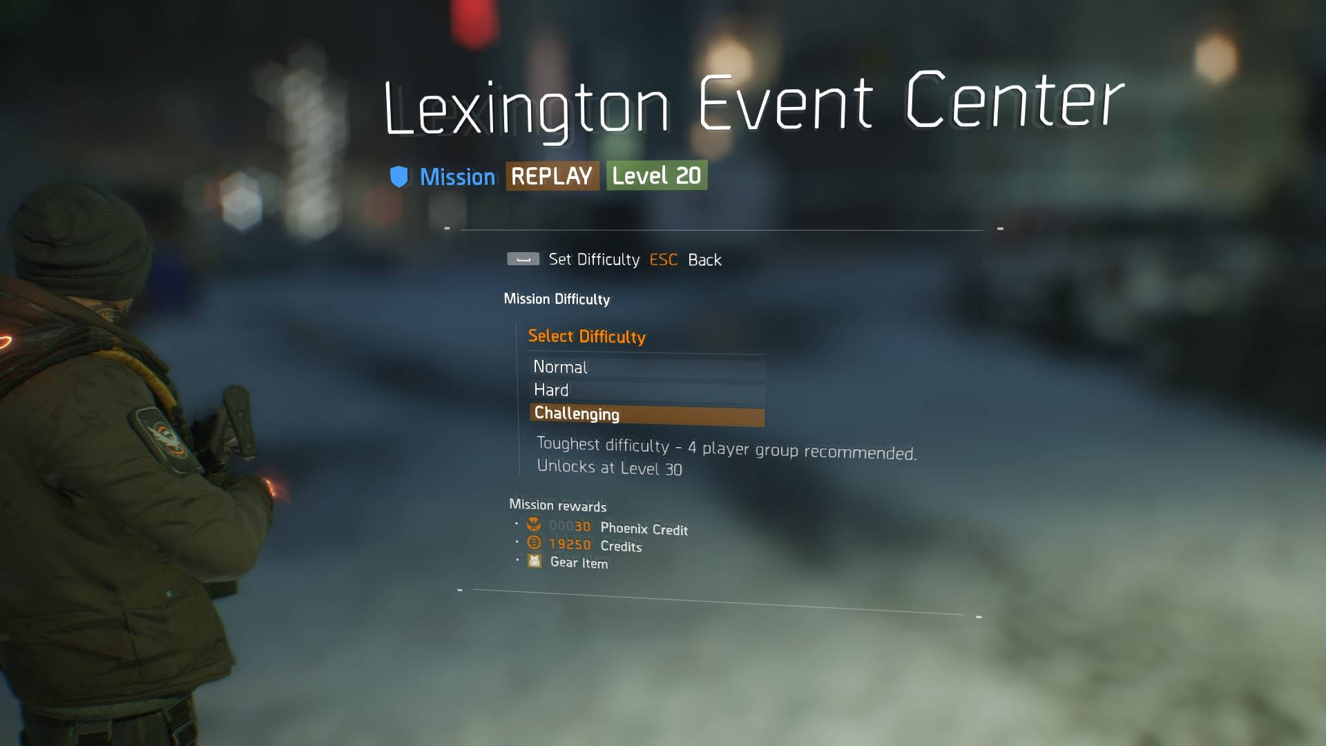 The Division - Lexington Event Center - 1