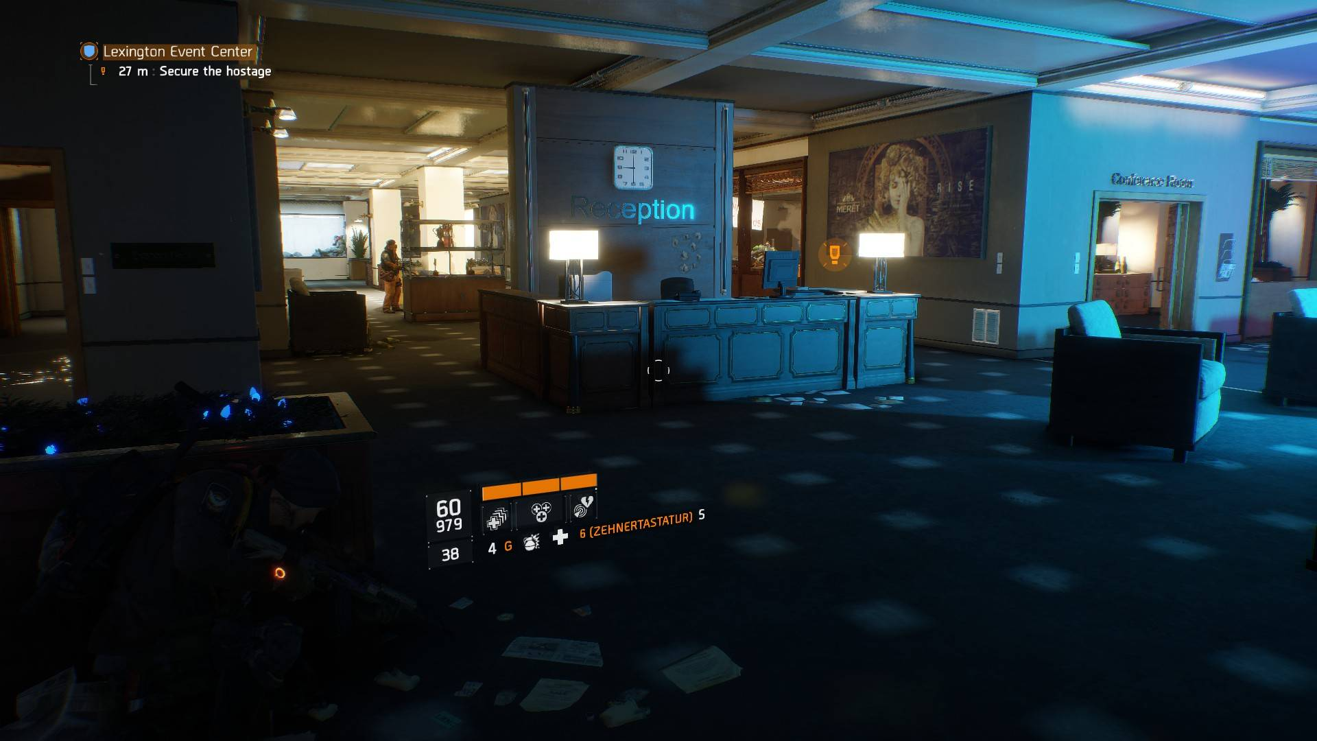 The Division - Lexington Event Center - 2