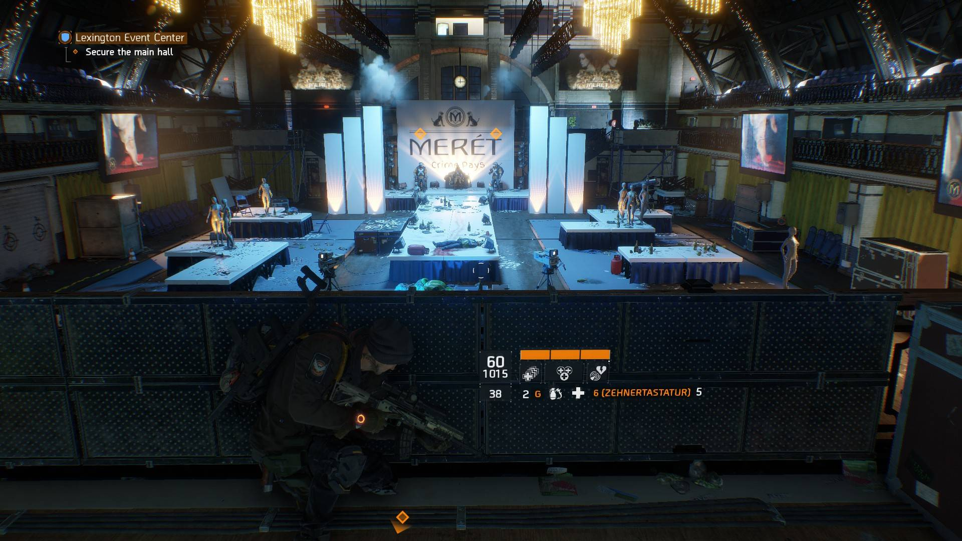 The Division - Lexington Event Center - 3