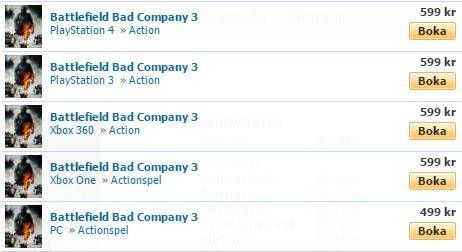 battlefield bad company 3 webhallen search