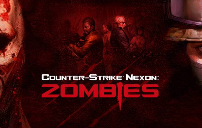 Counter-Strike Nexon: Zombies DNA Update