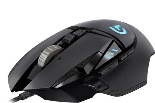 Review: Logitech G502 Proteus Spectrum
