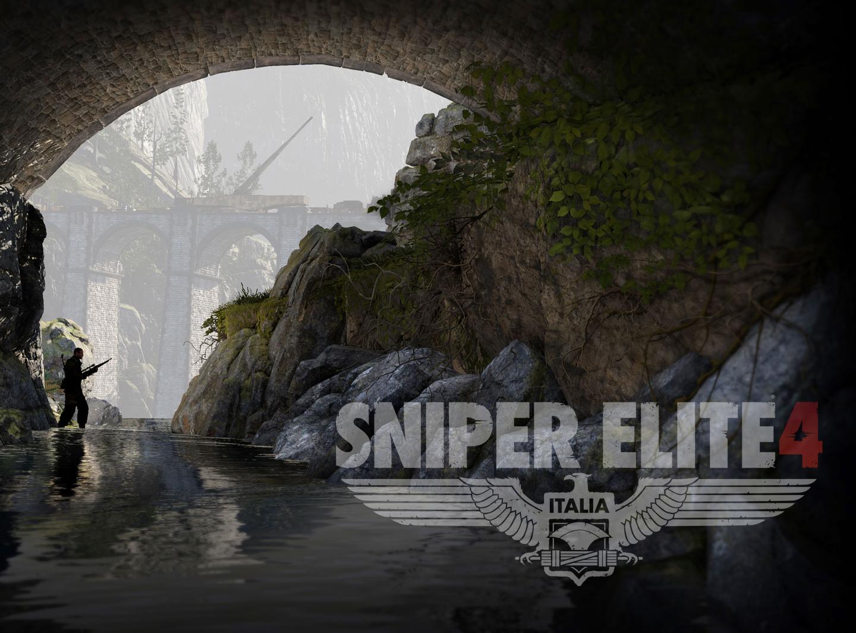 Sniper Elite 4 angekündigt!