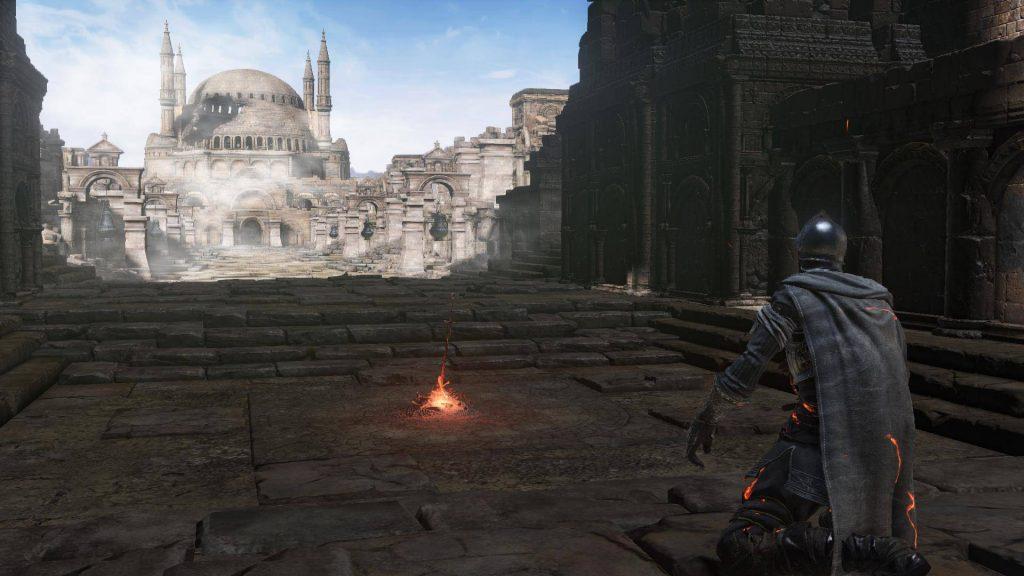 Dark Souls 3 Cutscene
