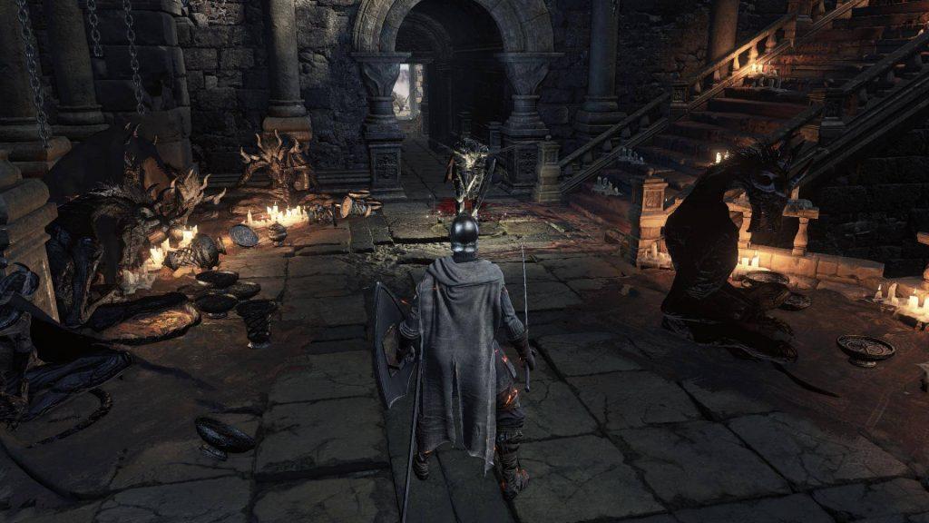 Dark Souls 3 Farmspot