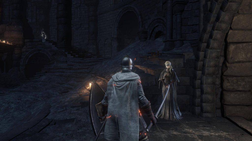 Dark Souls 3 feuerhüterin