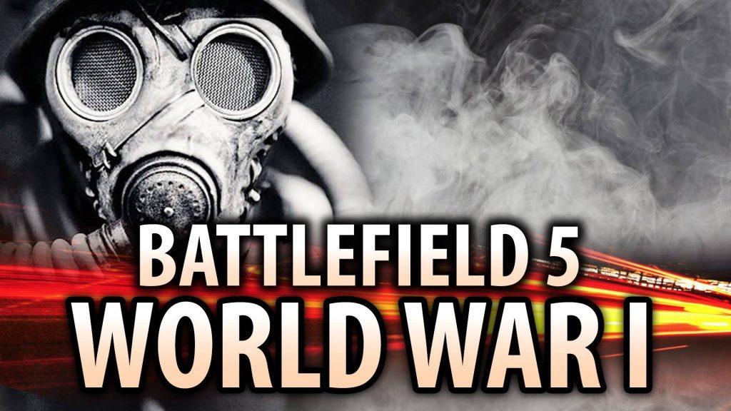 Battlefield WW 1
