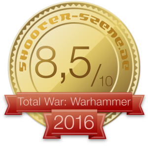 Total War: Warhammer Award