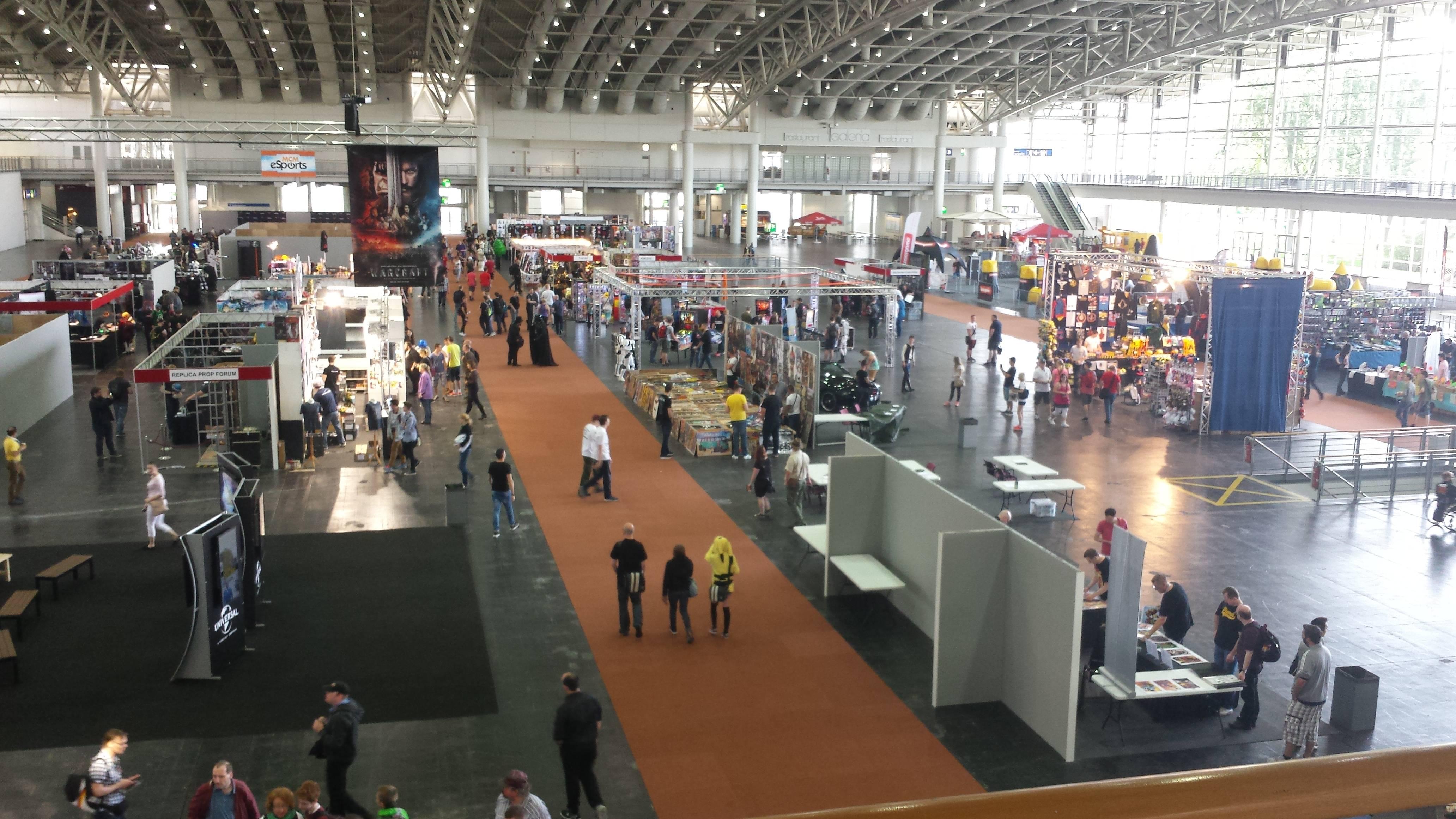 MCM Comic Con 02
