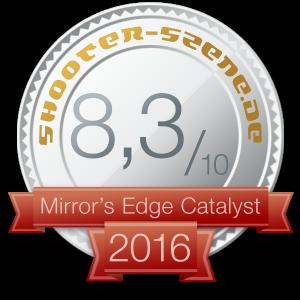 Mirror's Edge Catalyst Award
