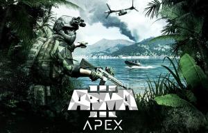 Arma 3: Apex auf der E3