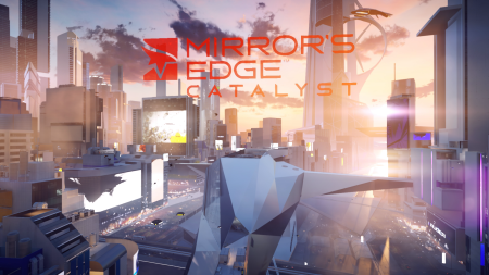 Mirror's Edge Catalyst Intro
