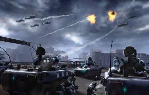 Tom Clancy's EndWar Online wird eingestellt!