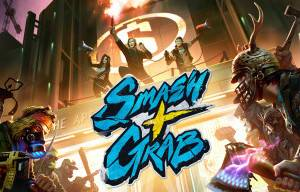 SMASH+GRAB: Neuer Multiplayer Bandenkrieg