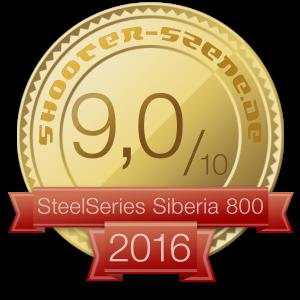 SteelSeries Siberia 800