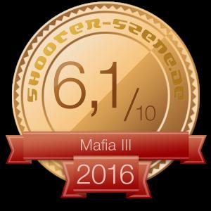 Mafia 3 Award
