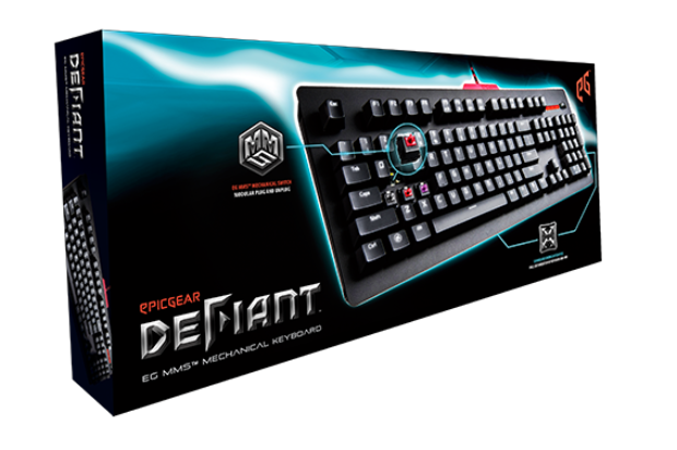 Review: EpicGear DeFiant