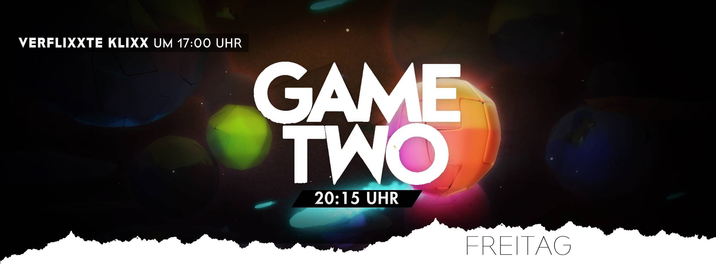 RocketbeansTV: Game One kehrt als Game Two zurück!