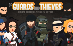 Neuer Fun-Shooter Of Guards And Thieves