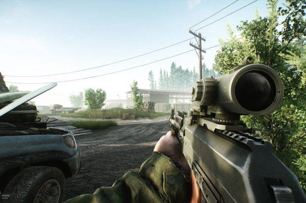 Escape from Tarkov: Screens und Extended Alpha