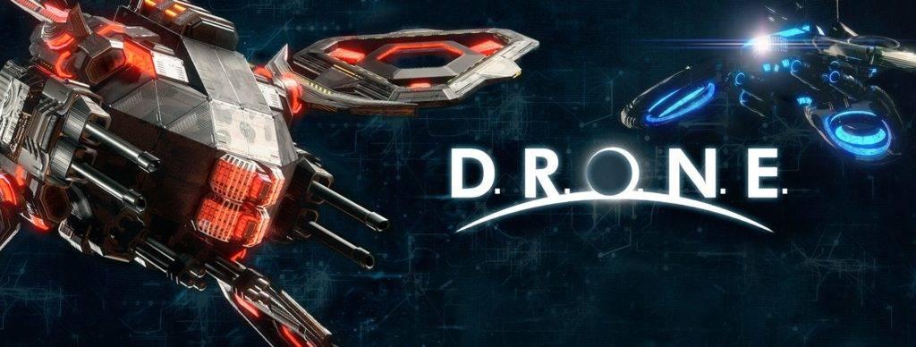 Sci-Fi Arena Shooter D.R.O.N.E. vorgestellt