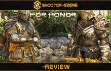 For Honor: Review – Blut und Stahl