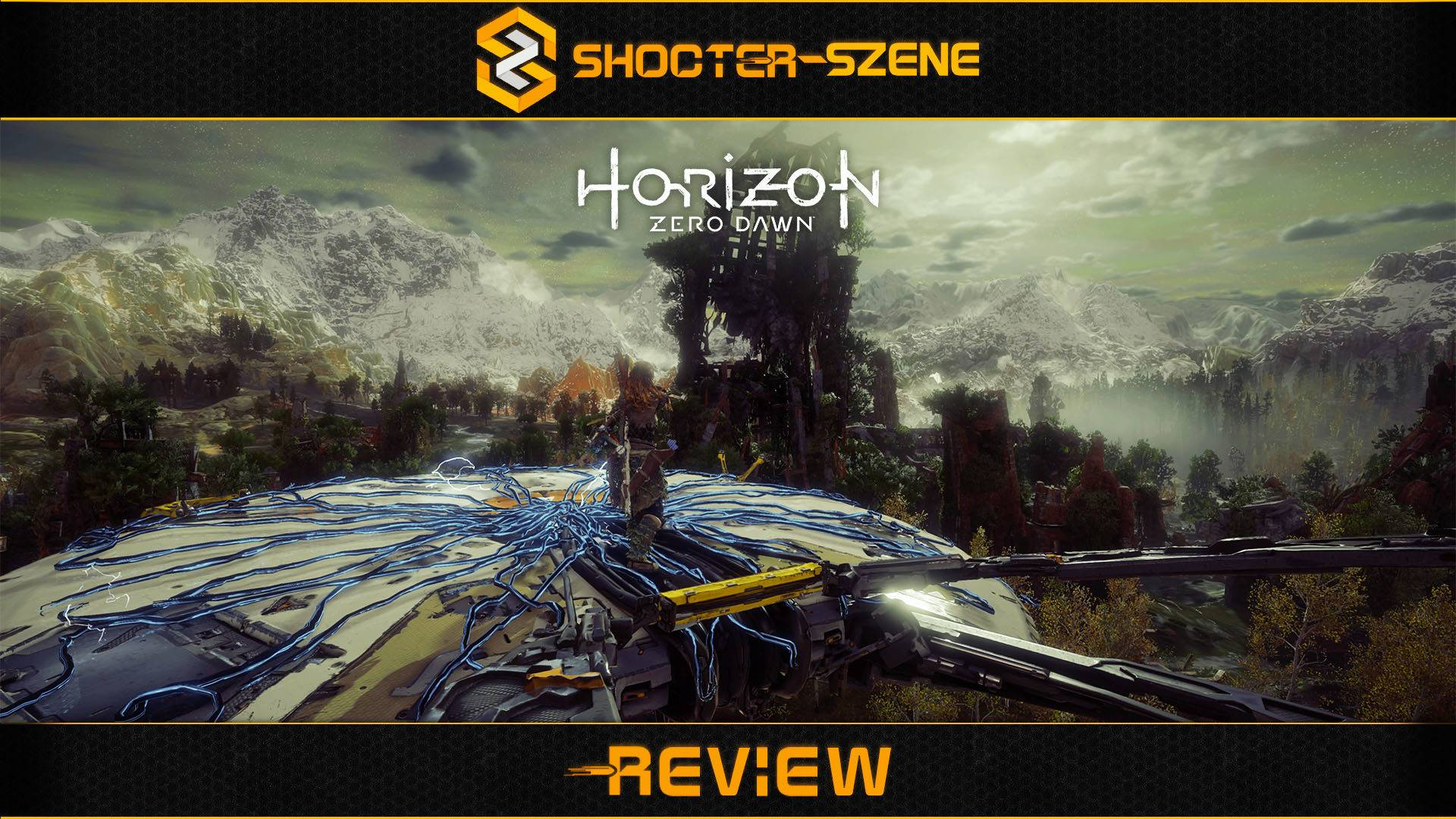 Review: Horizon Zero Dawn