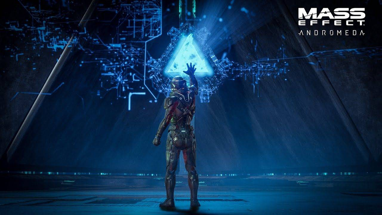 Teaser zum Launch-Trailer von Mass Effect Andromeda