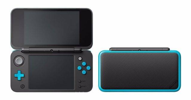 Nintendo veröffentlicht Nintendo 2DS XL!