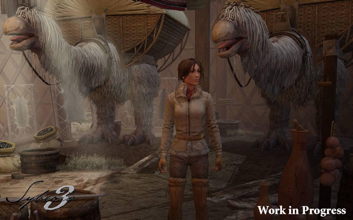 Ein Abenteuer mit Kate Walker - Weiterer Trailer zu Syberia 3 veröffentlicht