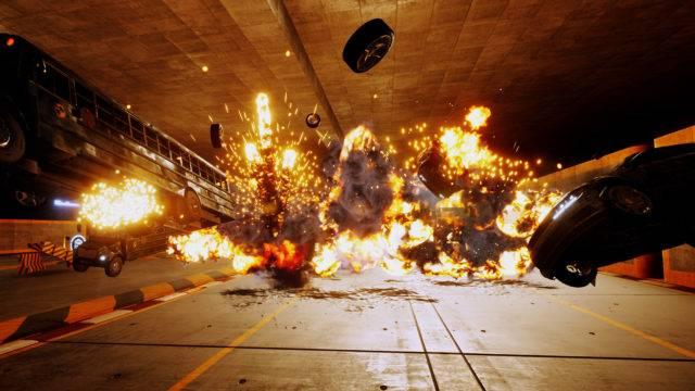 Danger Zone: Geistiger Burnout-Nachfolger mit Trailer und Releasetermin!