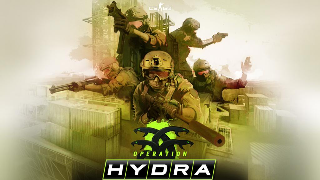 CS:GO – Neue Operation Hydra erschienen