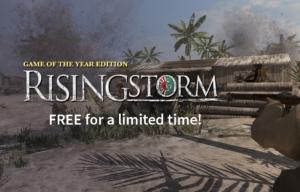 Rising Storm gratis im Humble Store