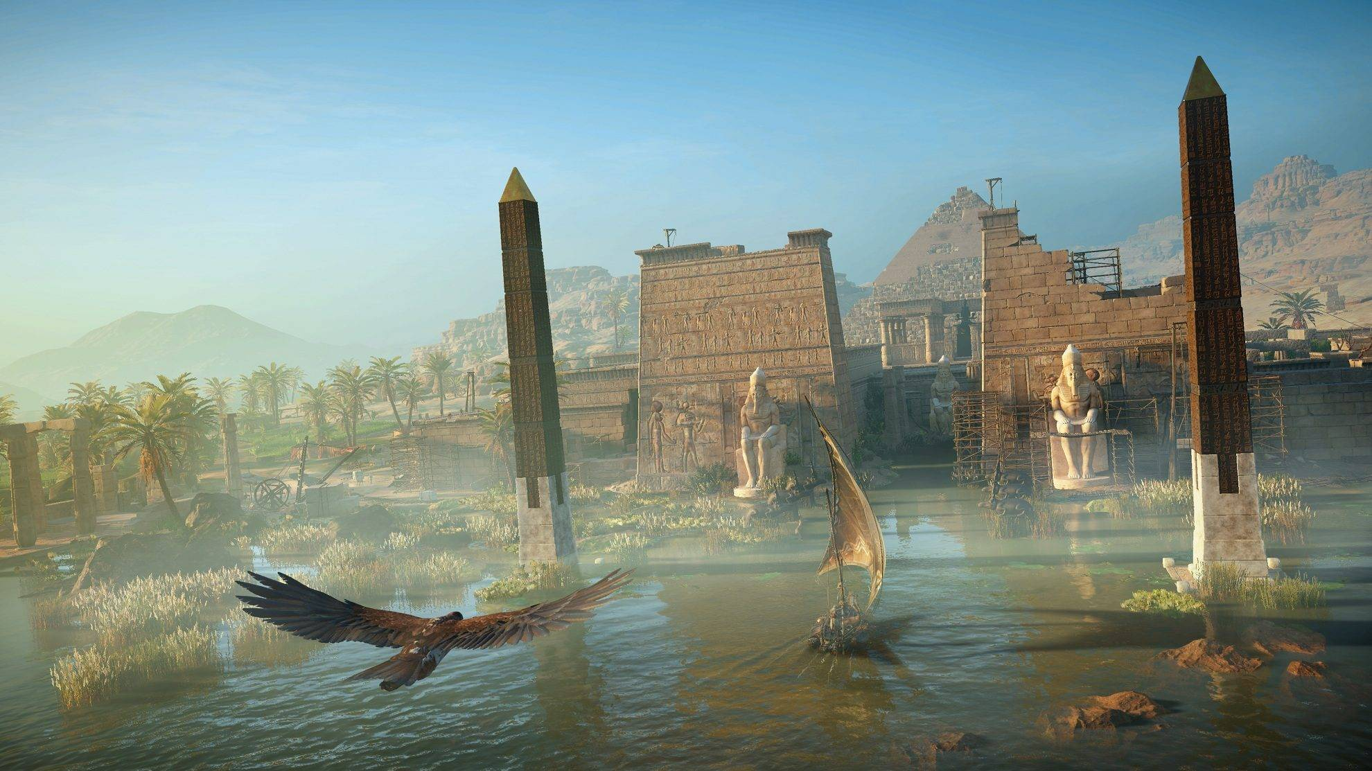 Assassin's Creed Origins: Downloadgröße des Blockbusters bekannt