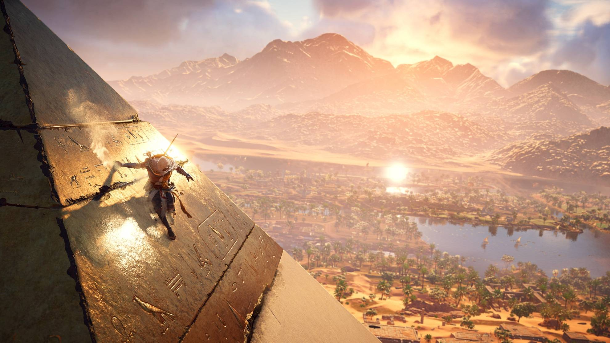04 für Assassin's Creed Origins erschienen