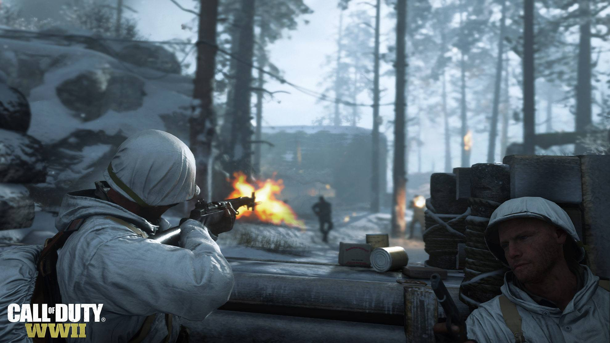 Call of Duty: WW2 – PC-Beta angekündigt