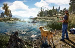 Keine Türme aber Wingsuit in Far Cry 5