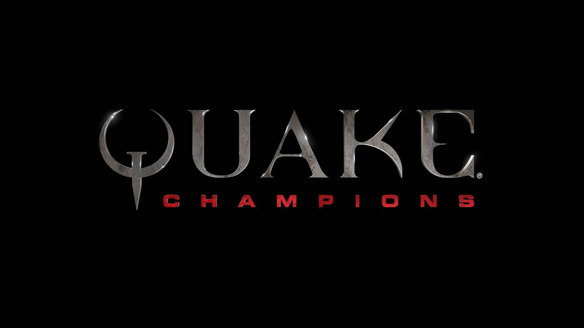 Quake Champions enthüllt!