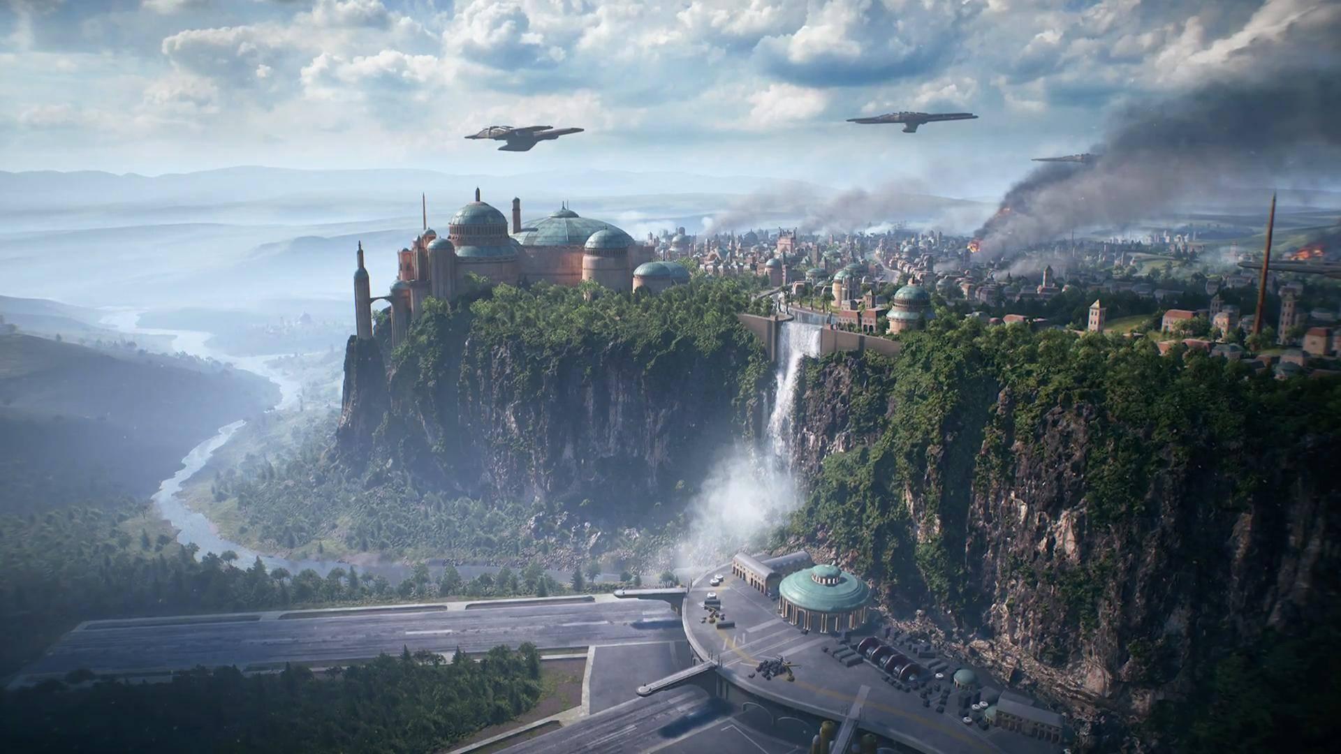 Multiplayer-Beta zu Star Wars Battlefront 2
