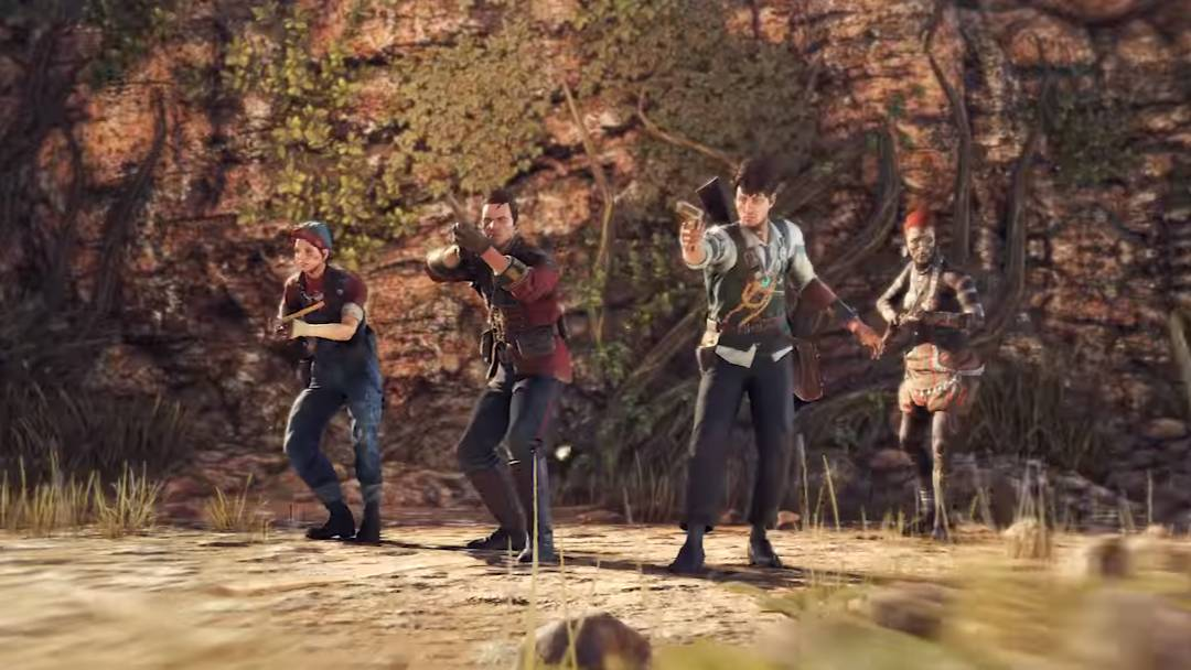 Strange Brigade - Thrid-Person-Adventure von den Sniper Eilte-Machern
