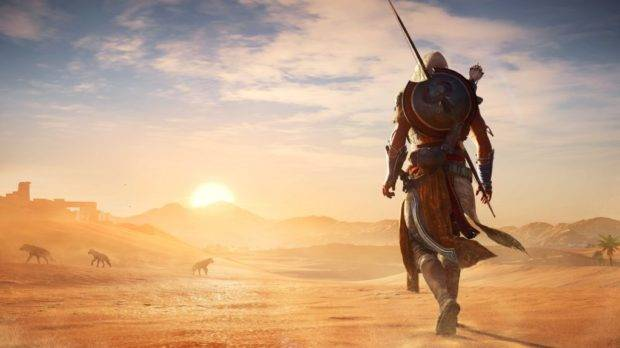 Assassin's Creed Origins: Neues Gameplay-Walkthrough veröffentlicht