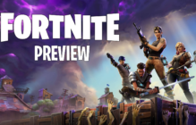 Fortnite in der Preview