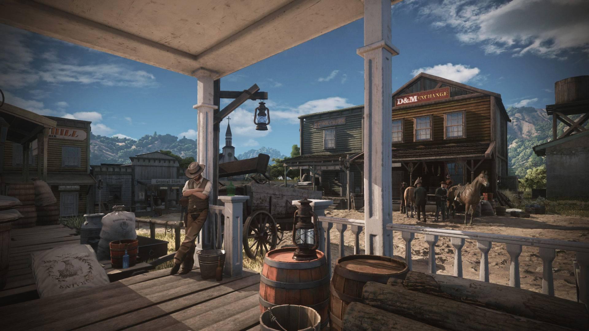 Erstes Gameplay aus Wild West Online aka Nicht-Read-Dead-Redemption-2