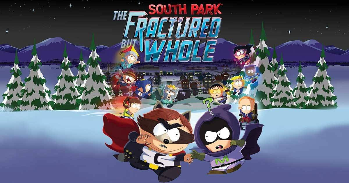 South Park: The Fractured But Whole Systemanforderungen